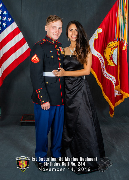 H08A5971-Lava Dogs-1st Battalion 3rd Marines-Birthday Ball No 244-November 2019-Edit