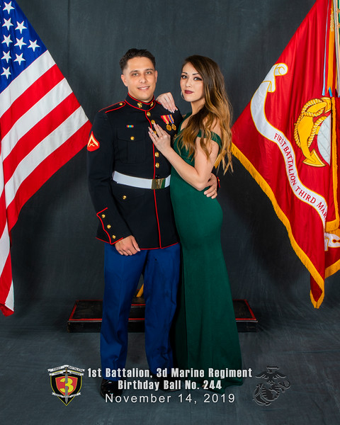 H08A6017-Lava Dogs-1st Battalion 3rd Marines-Birthday Ball No 244-November 2019-Edit