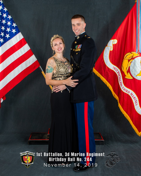 H08A5785-Lava Dogs-1st Battalion 3rd Marines-Birthday Ball No 244-November 2019-Edit