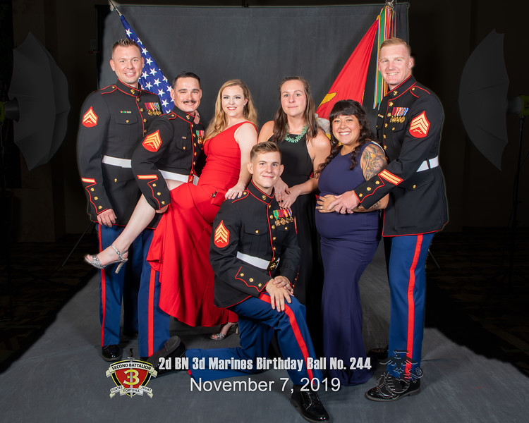 H08A5163-2d Battalion 3d Marines-Birthday Ball Number 244-Hilton Hawaiian Village-Oahu-November 2019-Edit