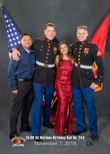 H08A5119-2d Battalion 3d Marines-Birthday Ball Number 244-Hilton Hawaiian Village-Oahu-November 2019-Edit