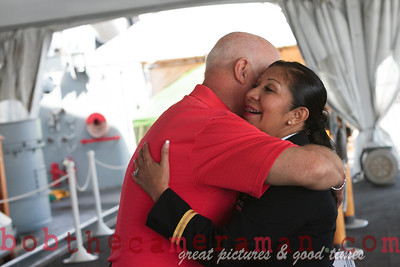 IMG_2834-Margarita Mendoza retirement ceremony-USS Missouri-oahu-hawaii-January 2013