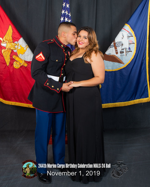H08A4605-244th MALS-24 Marine Corps Aviation Logistics Squadron 24-Ball Portraits-November 2019
