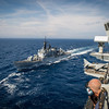 Brilliant Mariner Exercise for NAC Sea day 29 Sept. 2013. ( NATO photo by Sgt. Emily Langer/ DEU Army)