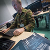 November 30, 2016. Dutch military cyber defense personnel during exercise Cyber Coalition in Tallin, Estonia.<br /> This Cyber defense exercise, organized and run by NATO's Allied Command Transformation (ACT), will have participants from 27 NATO nations, numerous NATO Partner nations, NATO Computer Incident Response Capability (NCIRC) Technical &<br /> Coordination Centres, the European Union Cyber Defence Staff, ensures that NATO and its Partners will be prepared to respond, collectively if necessary, when confronted by any threat and will be able to do so in accordance with international law, including the UN Charter, as applicable.<br /> (NATO Photo by NIC Edouard Bocquet)