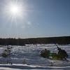 Exercise Winter Sun