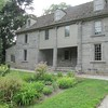View of the original Bartram House