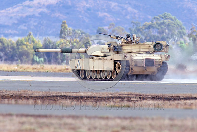M1 Abrams 00011 A moving General Dynamics Land Systems M1 Abrams main battle tank, arguably, the world's best, tank picture by Peter J  Mancus