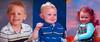 My Grand-Babies !!!!! Carter, Payton, & Neviah Compton. Dec. 2007