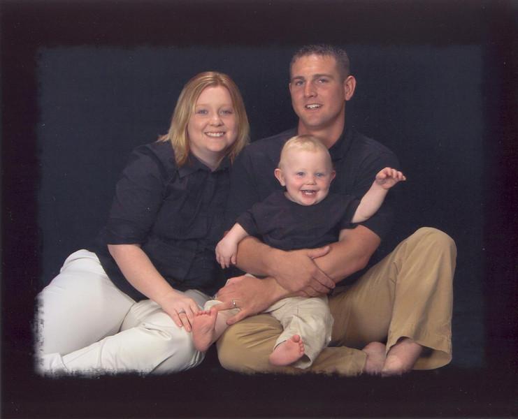 The Chuck Jr,Erin,Payton John Compton's 2006.