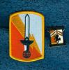 "Chuck Jr's new unit at Fort Detrick, MD. The 114th Signal Battallion, 21st Signal Brigade (STRATCOM). ""Signal Masters of the Rock"""