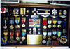 Dad Compton's US Military's Active/Reserve Display Case