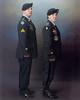 SGT Charles E. Compton Jr., & me.