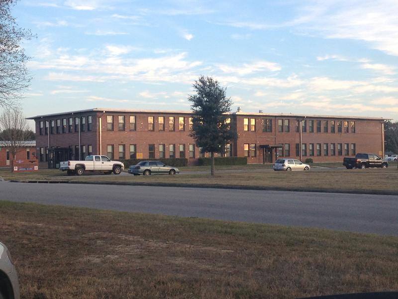 VT-3 Squadron Building