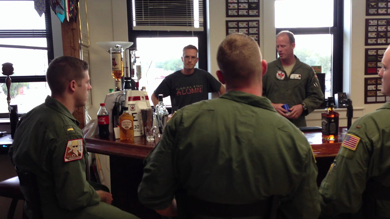 """Going around saying what they enjoyed and liked about VT-3<br /> <br /> Nick's Platform Selection after completely Primary Training at NAS Whiting Field with the VT-3 Red Knight Squadron. <br /> <br /> Check out my blog for more details on this event:  <a href=""""http://melzieslife.blogspot.com/2013/01/platform-selection.html"""">http://melzieslife.blogspot.com/2013/01/platform-selection.html</a>"""