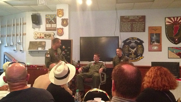 Lt. Lawson telling his story about Nick (see the video which is the first clip in this album).