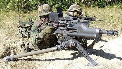 Firepower (XM307)
