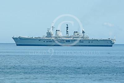 WS - HMS Illustrious 00002 HMS Illustrious amphibious assault aircraft carrier British Royal Navy by Alasdair MacPhail