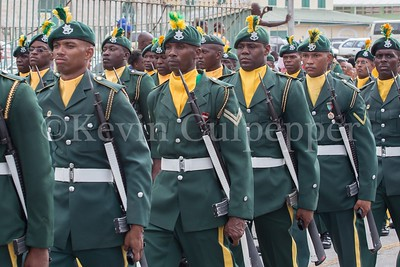 Barbados Defence Force