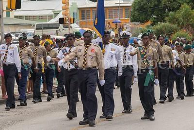 Barbados Boy Scouts
