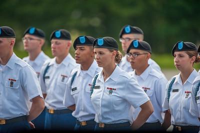 Alpha Company, 1st Battalion, 19th Infantry Regiment, 198th Infantry Brigade One Station Unit Training