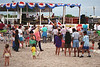 1994 4th of July Celebration on the base beach, celebrated on the 2nd.