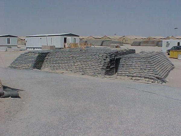 2000 09 16 - Scud Bunker