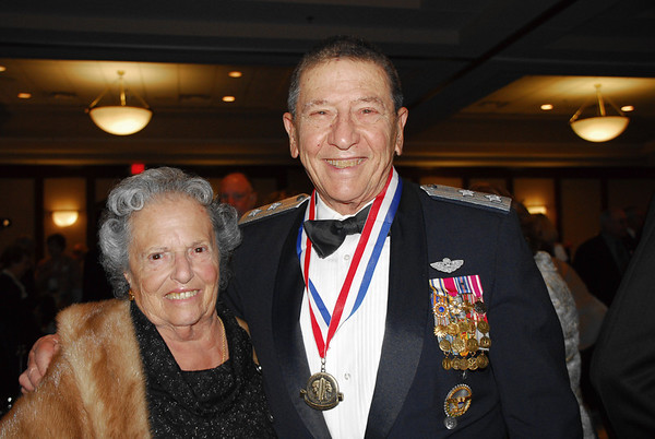 Major General Stan Newman Military Hall of Fame Oklahoma 2008