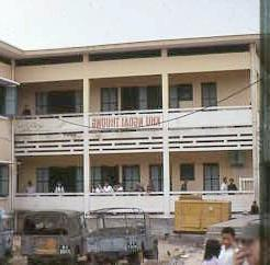 Vietnamese hospital in Tuy Hoa City