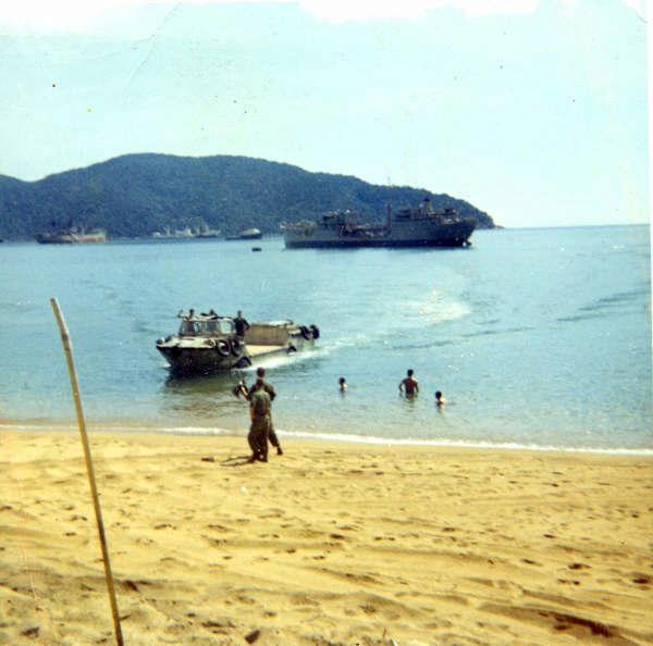 Alpha Beach Vung Ro Bay