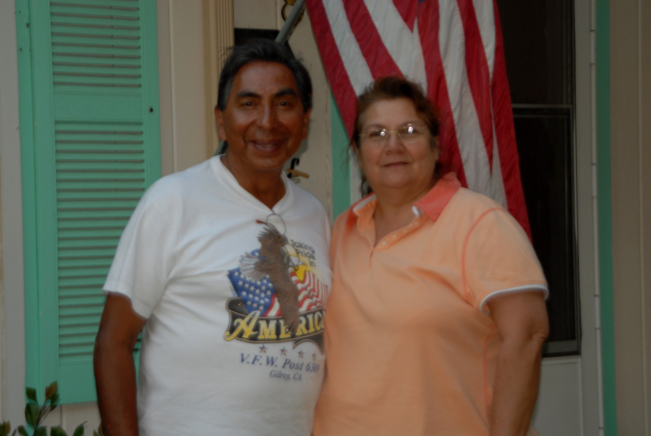 Jose Perez and Linda Jose was my patient  at Fort Ord