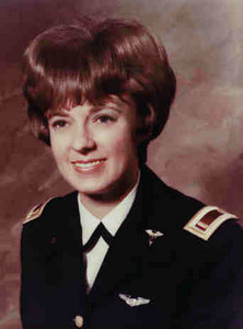 Judy..switched to the Army Nurse Corps in 67'