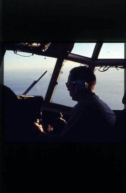 scarrrry..an F-100  Jock flying a C-130 Rock Massey.