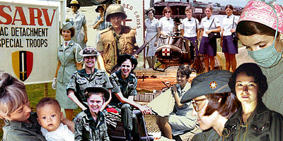 Not all of the women who served were Nurses..some were Red Cross and a few served as clerks near Saigon