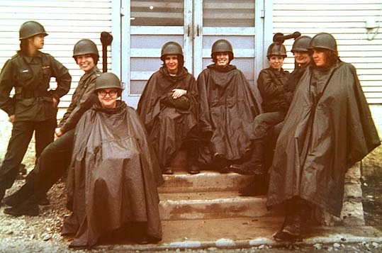 U.S. Army Boot Camp Ft Sam Houston Oct. 1967-1969.