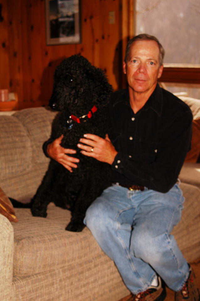 "BG Tom Wittman Ret. ""The Possum"" 309th TFS Tuy Hoa, in his home in NM.."