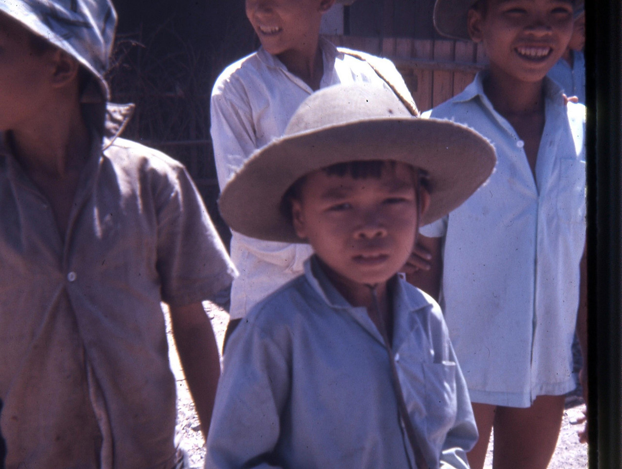 Vietnamese Children..cute..but, can you trust them?????