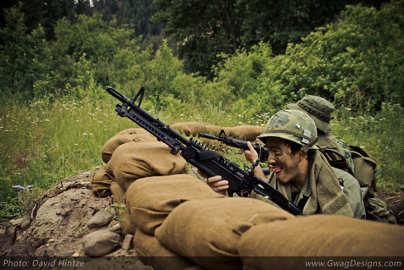 Vietnam Reenactment Event - June 18-19th 2011