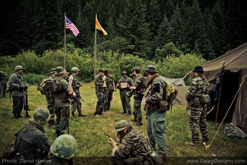 Vietnam Reenactment Event - June 18-19th 2011