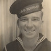 1934: Portrait of Apprentice Seaman Kenneth A. Sederquist, assigned to the USS Buchanan