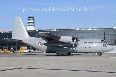 2019-12-04 8T-CB Lockheed C130 Hercules Austrian Air Force