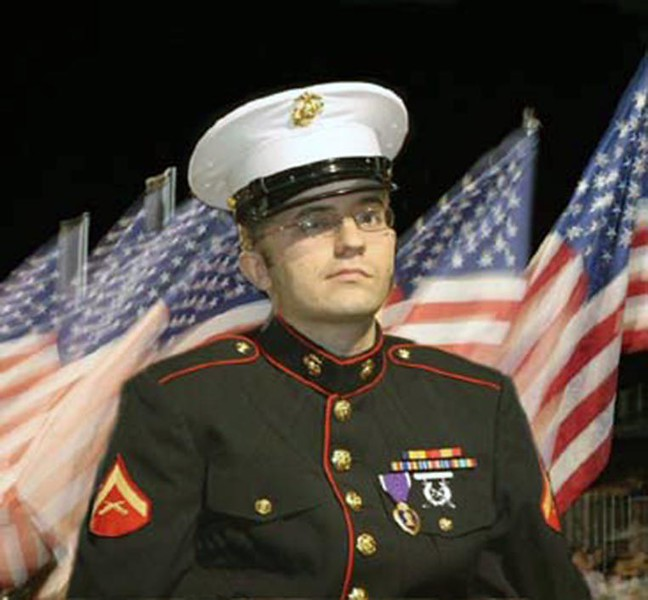 Steven Schulz: '02 US Marines