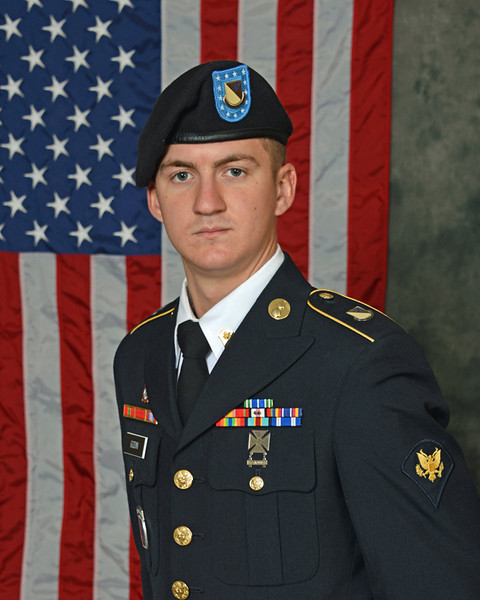2012 portrait - Army Reserve soldier