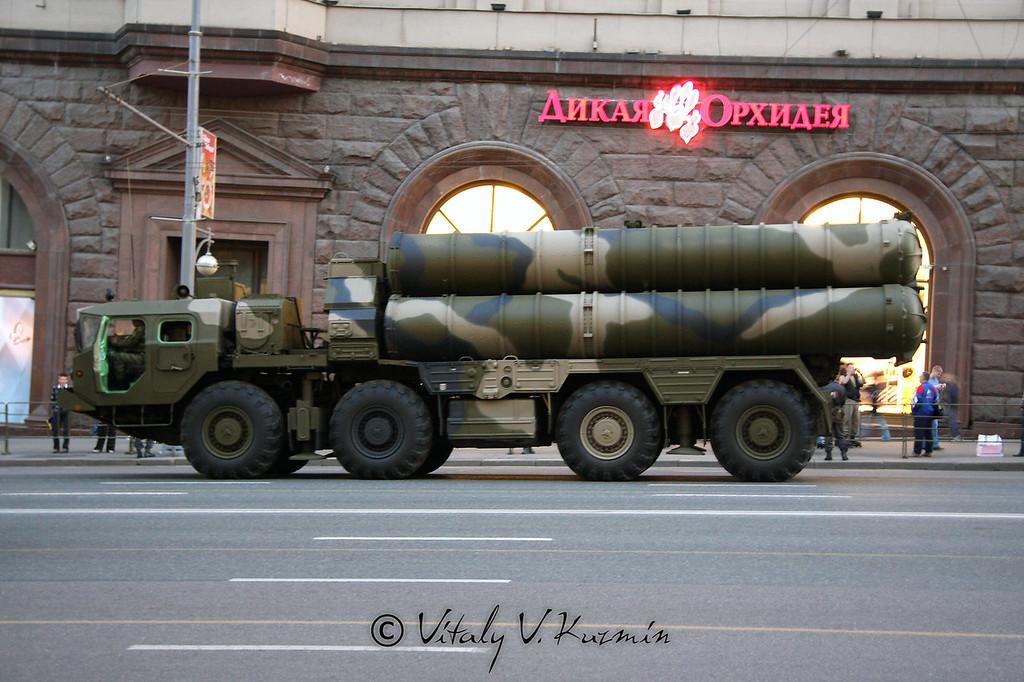ПУ ЗРС С-300 (S-300)