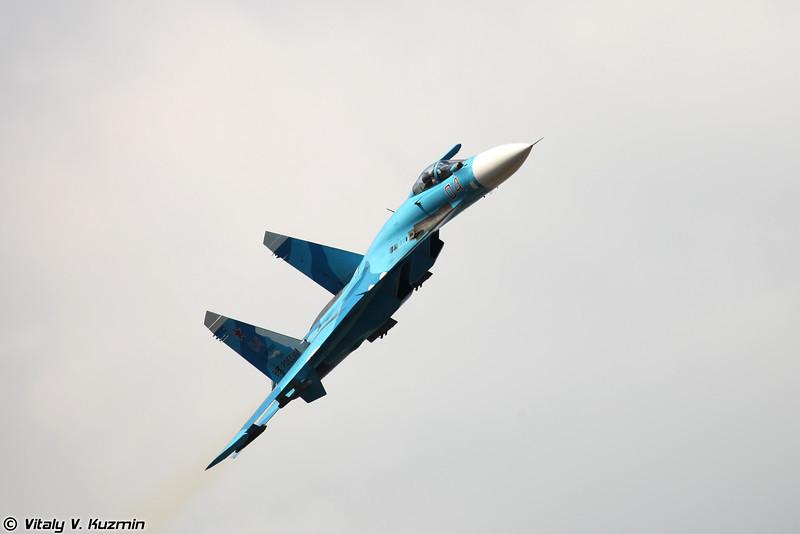 Су-27СМ (Su-27SM)