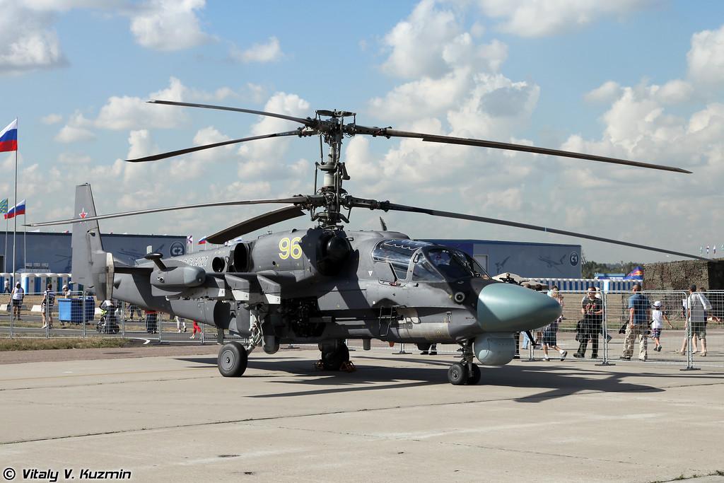 Ка-52 (Kamov Ka-52)