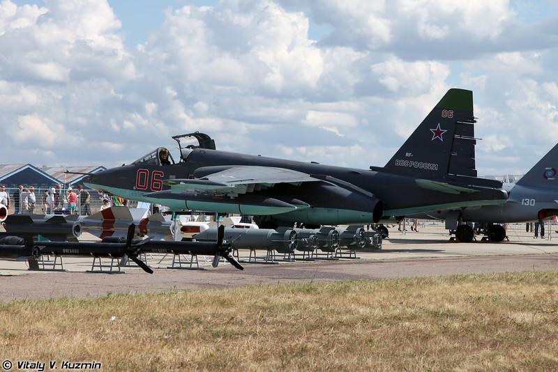 Су-25СМ (Su-25SM)