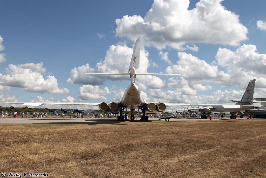 Ту-160 (Tupolev Tu-160)