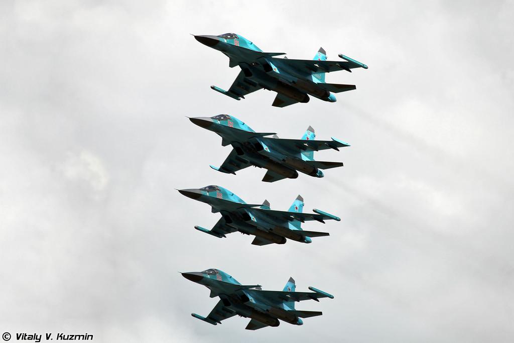Су-34 (Sukhoi Su-34)