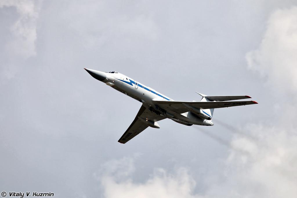 Ту-134УБК (Tupolev Tu-134UBK)